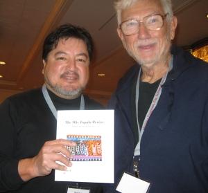 Richard Vargas, Gerald Locklin, 2012