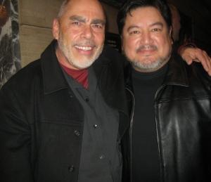 Jimmy Santiago Baco, Richard Vargas